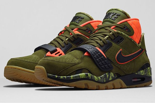 newest 33407 4b2c1 AIR TRAINER SC II (FADED OLIVE)