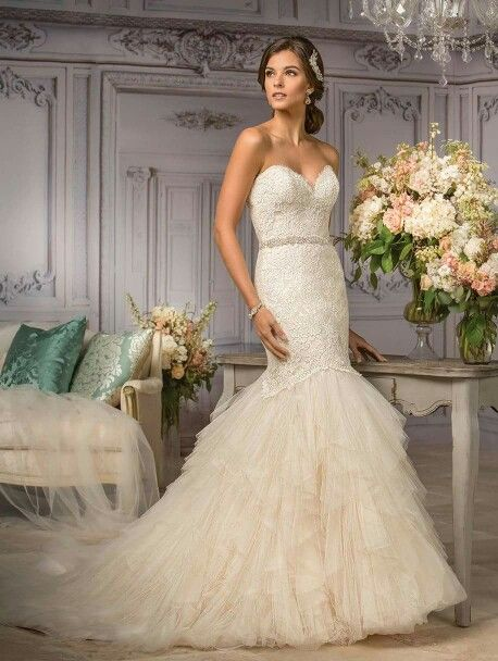 Pin by Carisha Thomas on Second dress ideas   Wedding