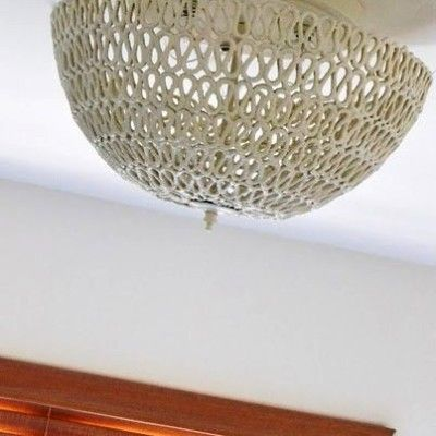 Fashion chandelier IDEAS FOR SIMPLE USE Pinterest - como hacer lamparas de techo