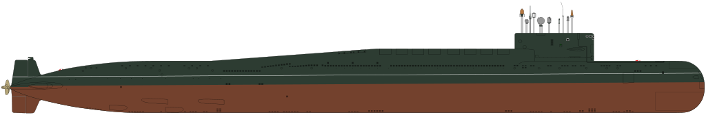 Delta II class SSBN - Delta-class submarine - Wikipedia, the free encyclopedia