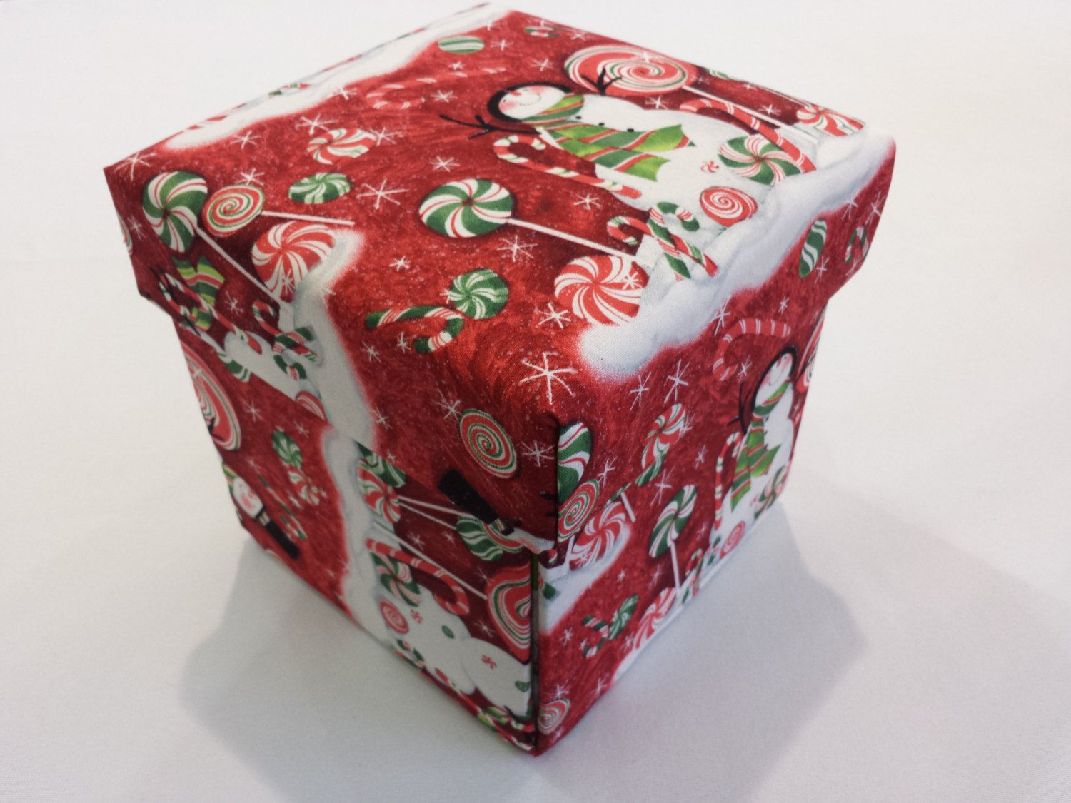Clearance christmas explosion gift box gift box with lid