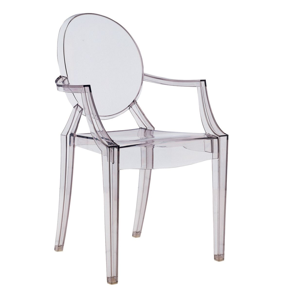 Louis Ghost Ghost Chairs Philippe Starck Armchair