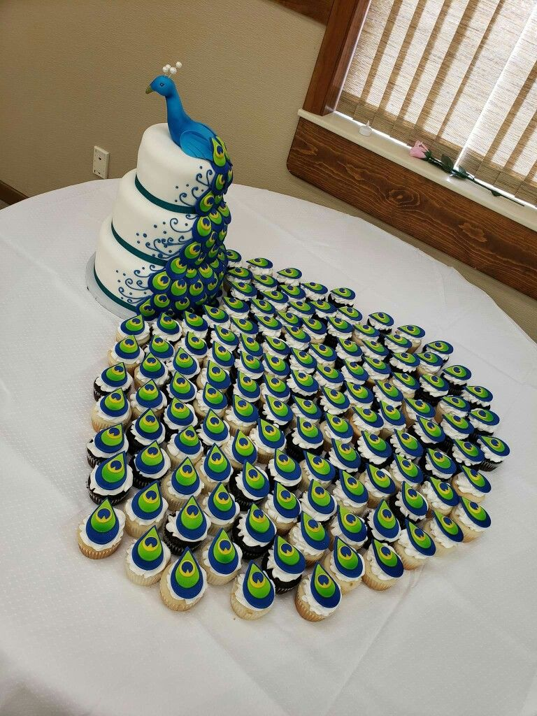 By Malizzi Cakes And Pastries Peacock Wedding Cake Peacock Cake