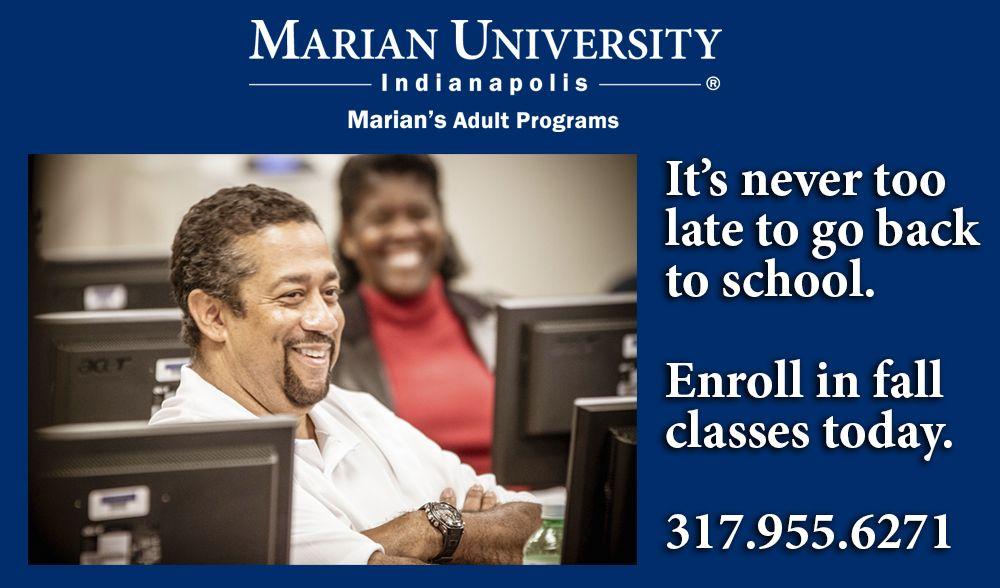 Marians adult programs adult programs wharton business