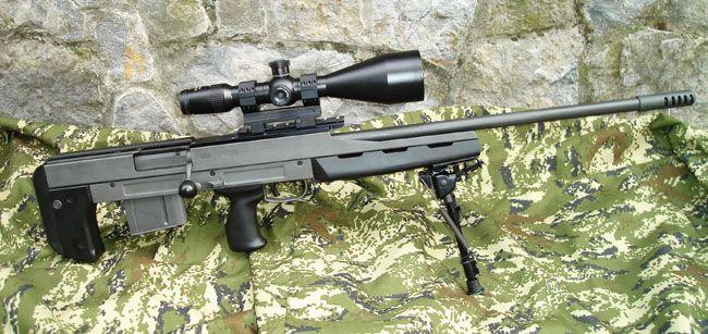 Sniper Rifle Cal 338 Magnum Model BP M08M