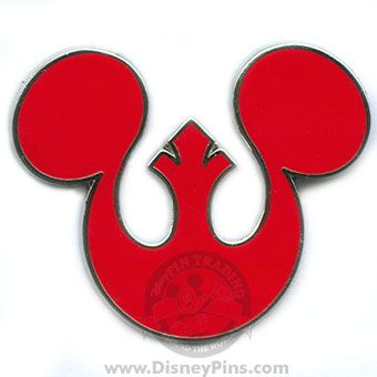 Star Wars Disney Pin [2]
