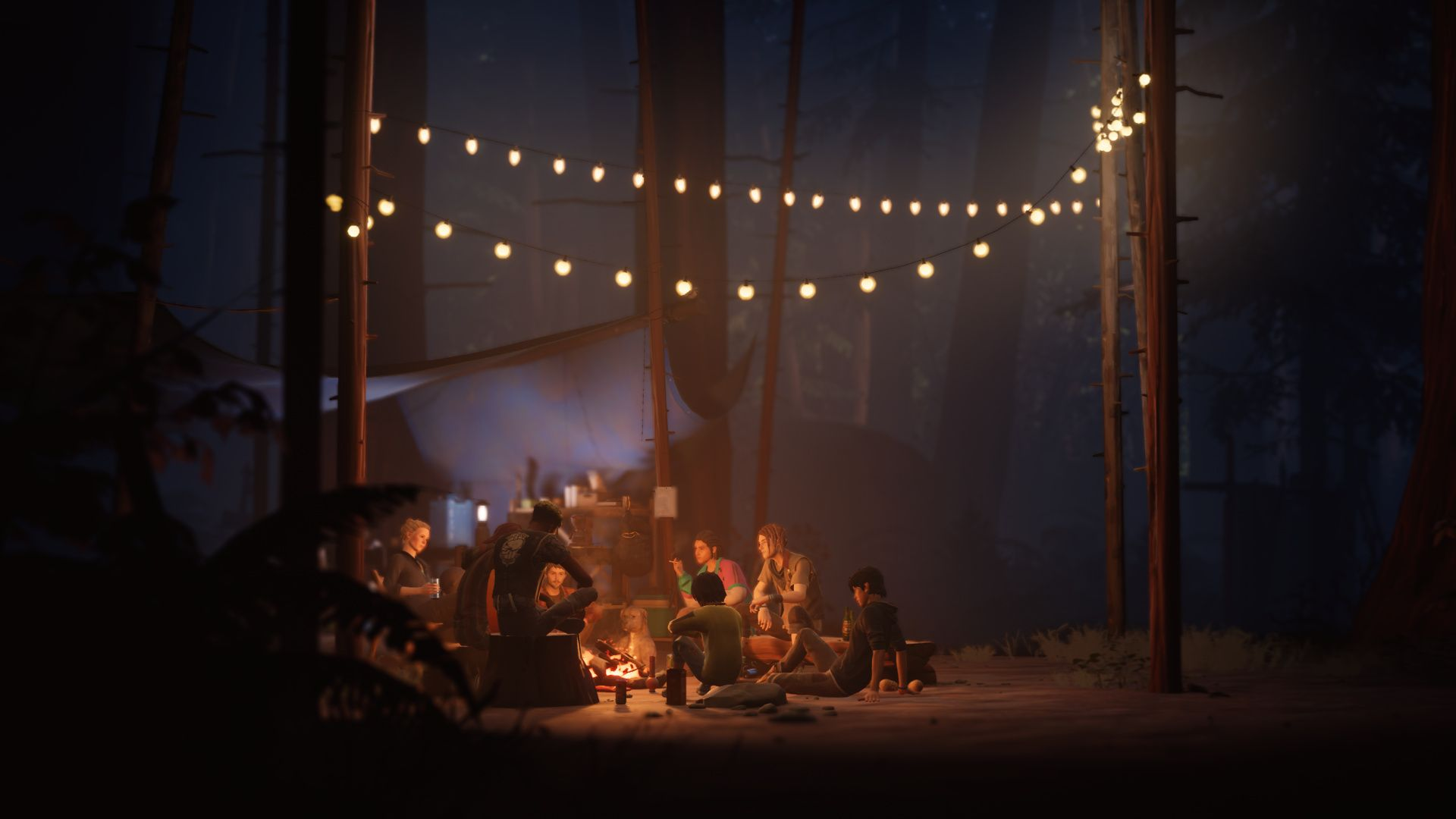 Life Is Strange 2 Episode 3 Review Wastelands Is A Serious Game Changer Life Is Strange Strange Life