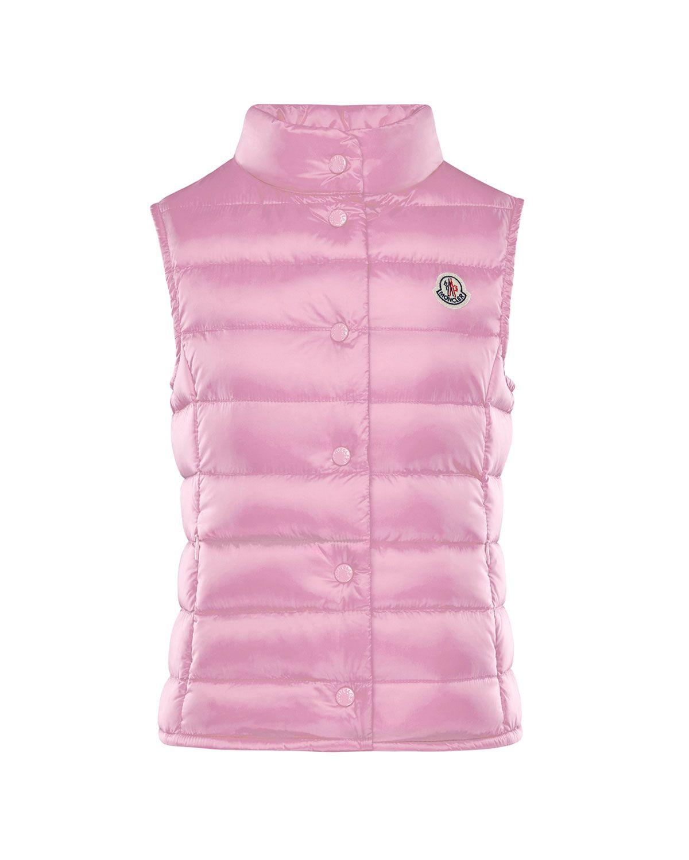 ed6f1a5f6 Moncler Liane Down Lightweight Down Puffer Vest