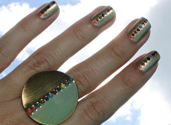 enamel nails #nails #polish #enamel