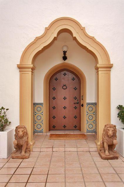 Perfect San Diego, CA Mediterranean Entry By Jackson Design U0026 Remodeling