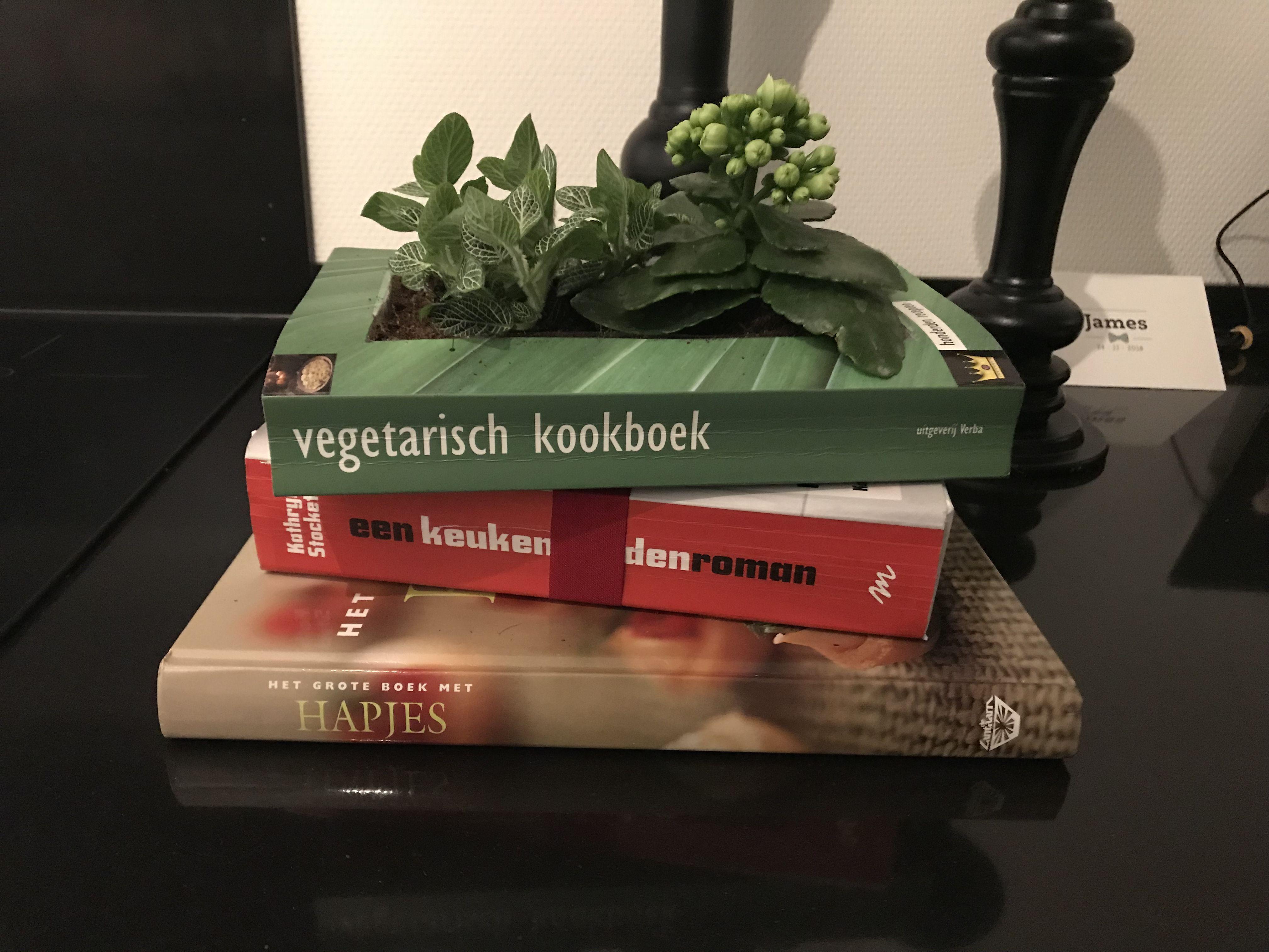 Surprise Voor Iemand Die Van Lezen En Koken Houd In Het