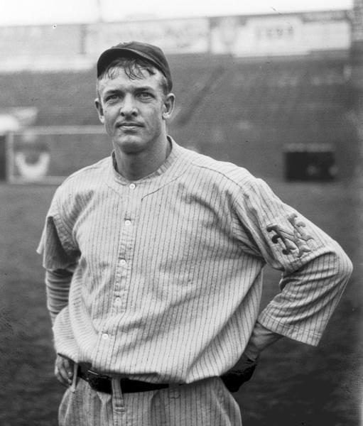 Christy Mathewson Sporting News Archives Baseball