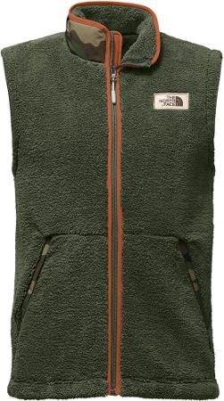 7edb63ce6 Campshire Fleece Vest - Men's | Products | Fleece vest, Mens fleece ...