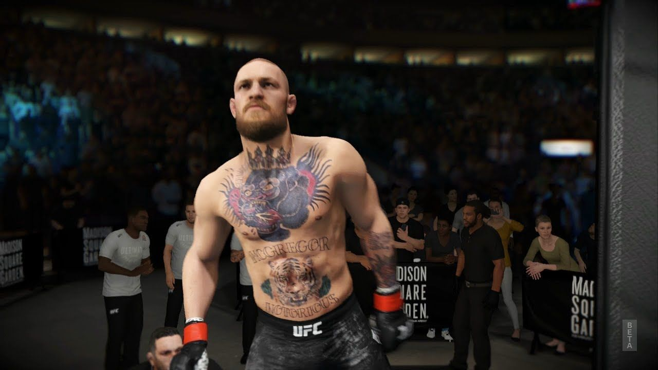Ufc 3 Xbox One Gameplay Conor Mcgregor Vs Kevin Lee Full Light Weight In 2020 Ufc Conor Mcgregor Ea Sports Ufc