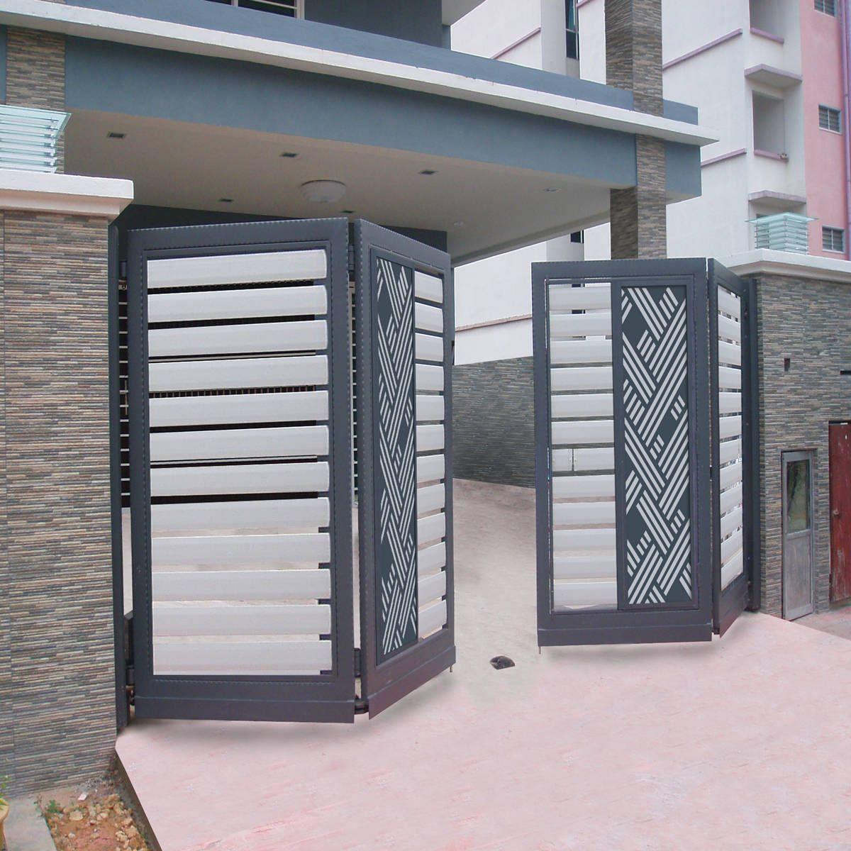image2.jpg (1200×1200) | House gate design, Front gate ...