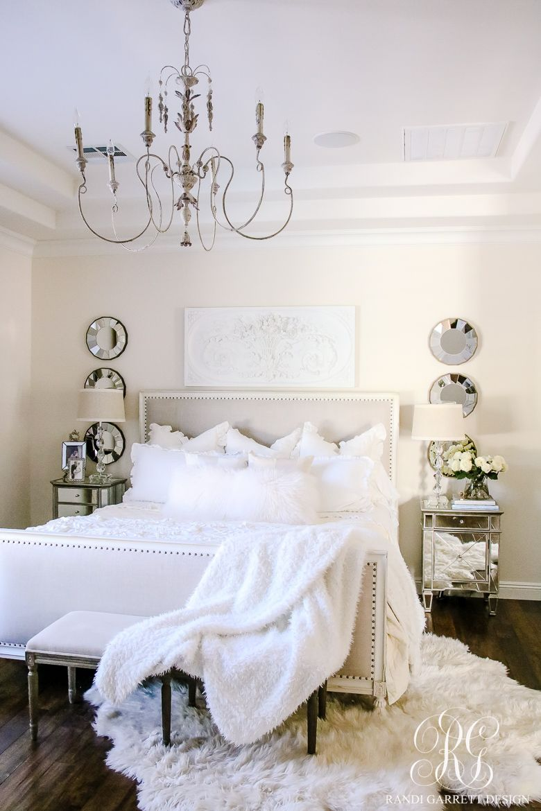 5 Tips for a Fabulous New Year - Tip 4 - Spoil Yourself - make your bed comfy, put fresh flowers in your home, beauty products that make you feel beautiful