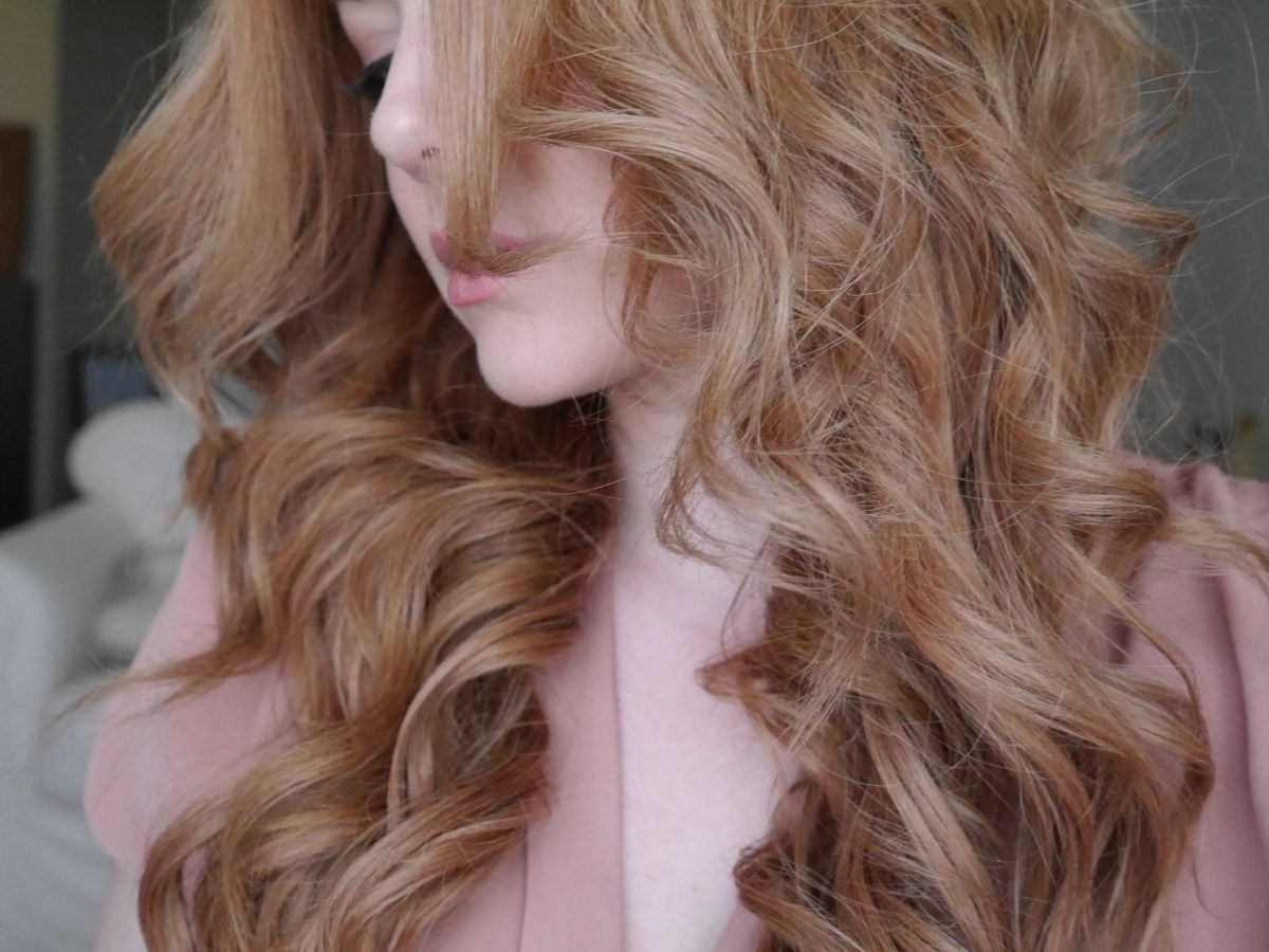 Wella Strawberry Blonde Vs L Oreal Strawberry Blonde With Images