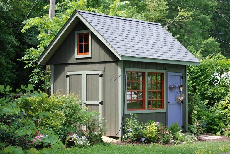 gardens - Garden Sheds Ohio
