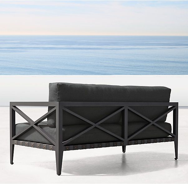 62 Mustique Sofa Metal Sofa Metal Outdoor Furniture Sofa Design