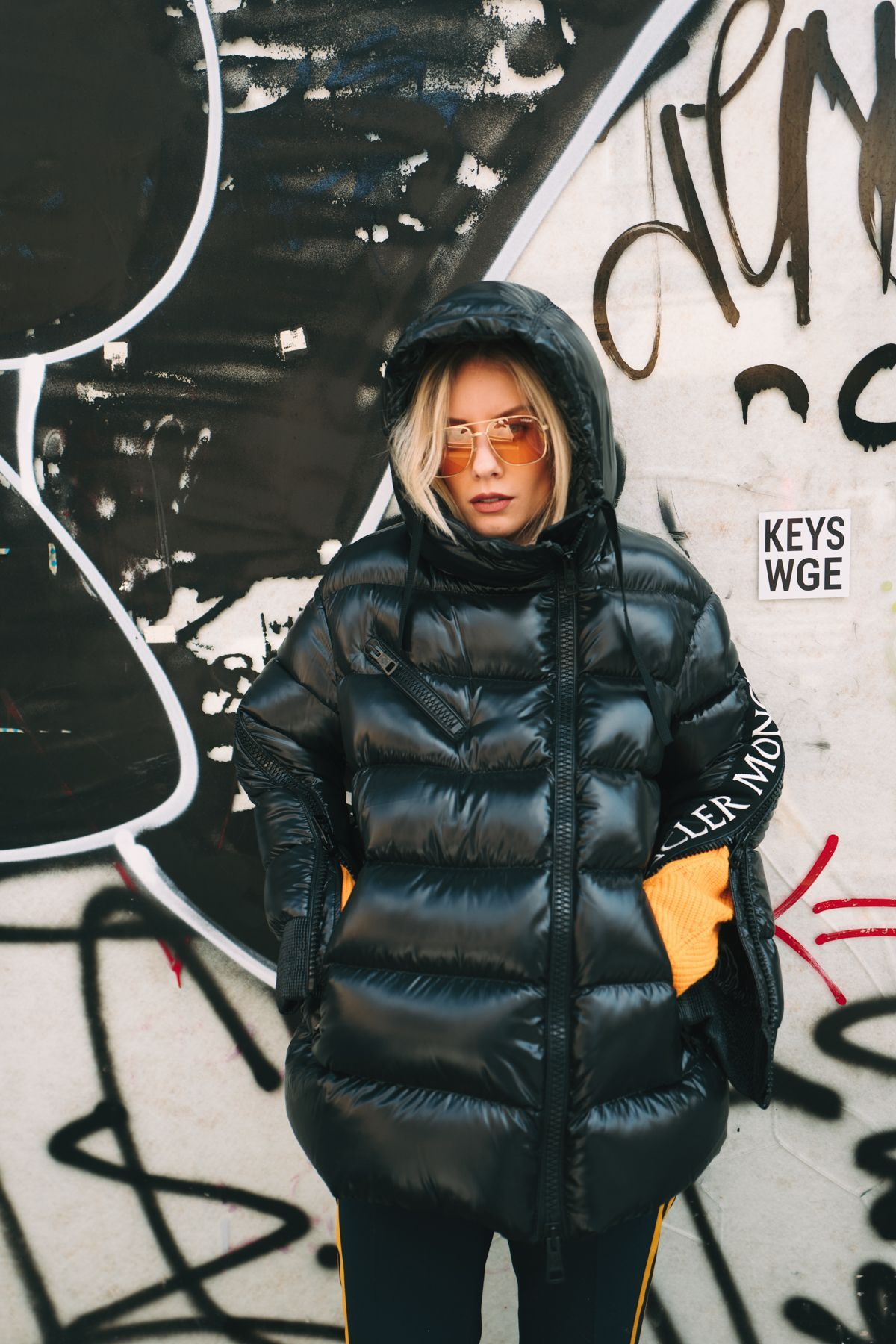 Launch Moncler x Limited Edition Puffer Jacket