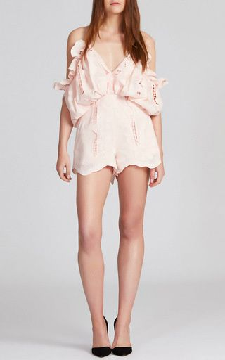 1a11b814a4b Blush Shake It Off Playsuit by Alice McCall for Preorder on Moda Operandi