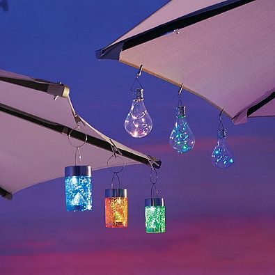 Solar Umbrella Clip Lights Fair Solar Umbrella Clip Light  Solar Umbrella Clips Light  Pinterest Design Ideas