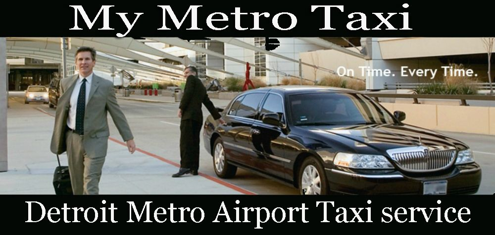 My Metro Taxi operates airport transfer services in