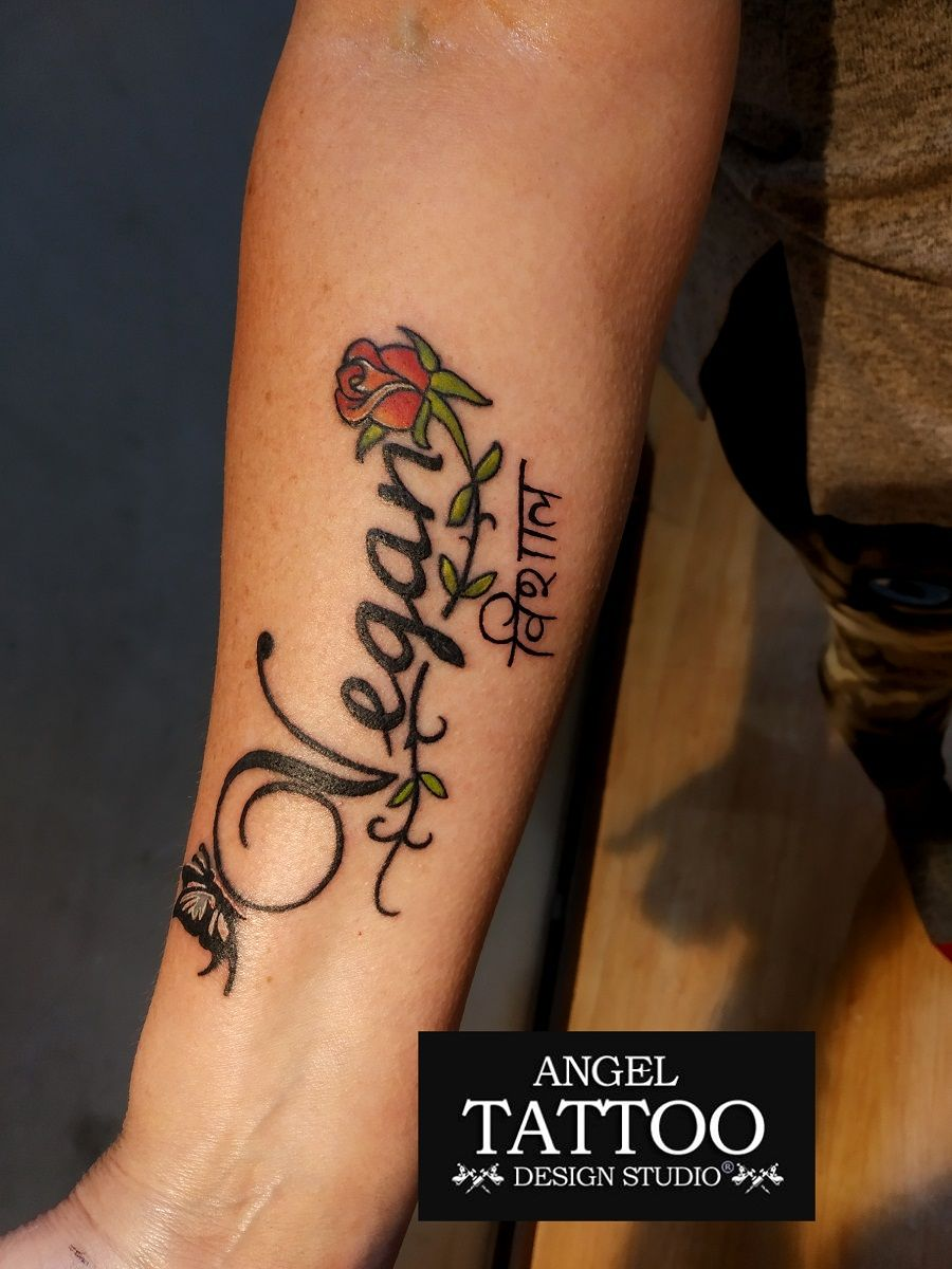 f27df20637046 Vegan tattoo made in Gurgaon shop; call 8826602967 for appointment, visit  our website for more #vegan #vegantattoo #gurgaon #tattooshop