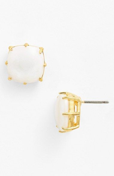 Lauren Ralph Lauren Square Stone Earrings available at Nordstrom