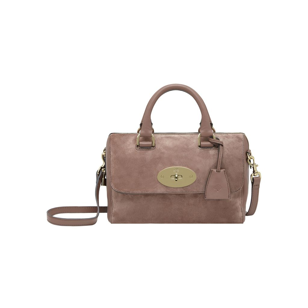 5590591eb467 store mulberry bayswater leather grab bag chocolate milk a0588 0f3f3