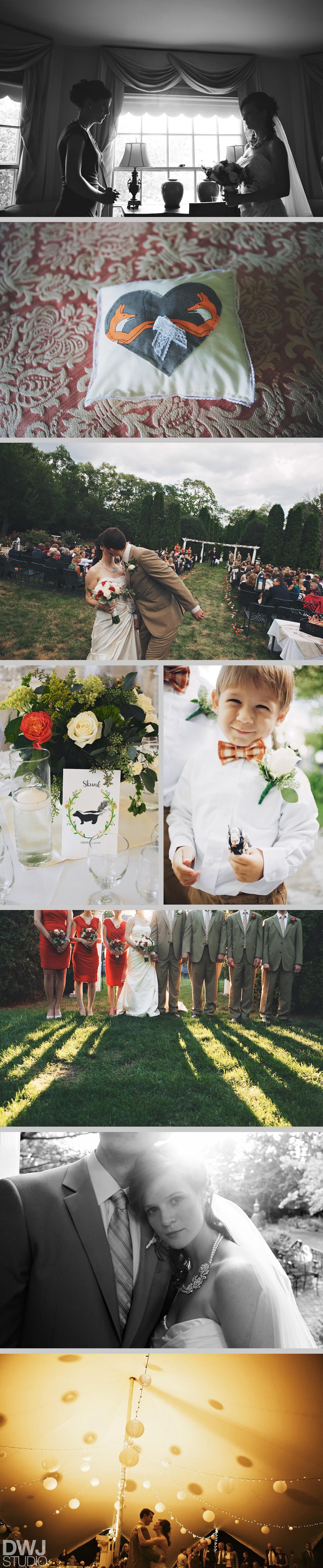 Fantastic Mr. Fox Wedding » Chicago Wedding Photography Blog   DWJ Studio