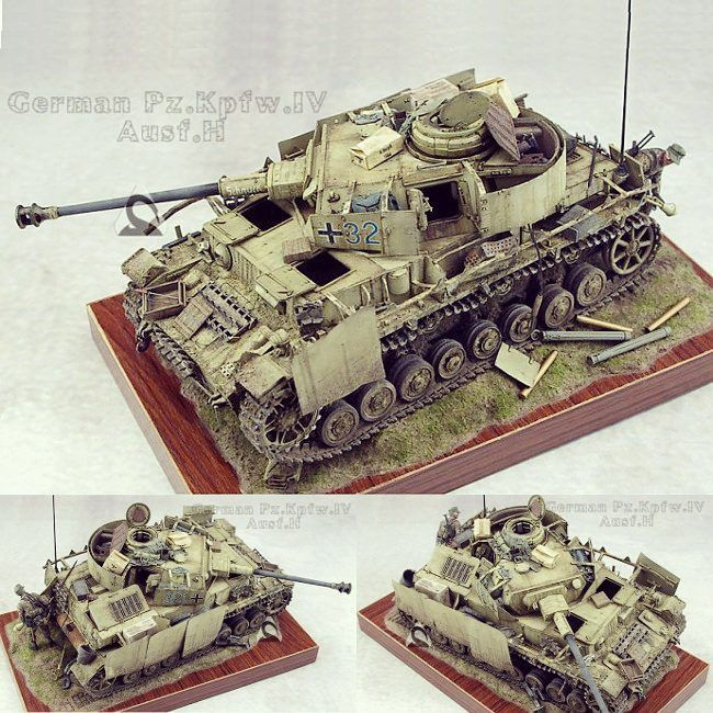 1 104 Likes 4 Comments Usina Dos Kits Usinadoskits On Instagram Quot Pz Kpfw Iv Ausf H Quot Dragon Model Model Tanks Tamiya Models Tamiya Model Kits