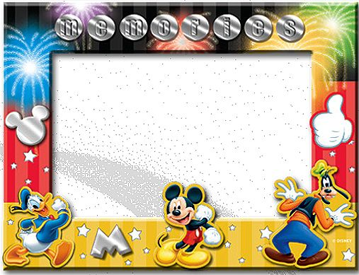 Free Disney Borders | Home » Disney Gifts » Disney Picture Frames ...