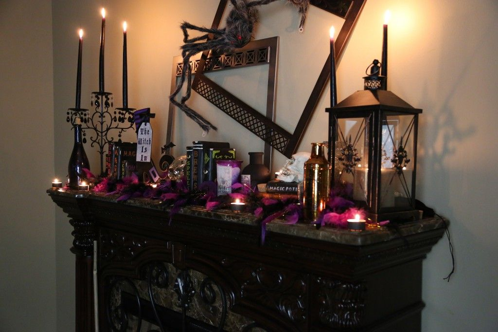 Spooky Halloween decorating ideas from Twin-Star Home Furnishings - halloween decoration ideas home