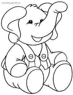 Elephant Color Page Animal Coloring Pages Color Plate Coloring Sheet Printable Coloring Picture Raskraski Risunki Dlya Raskrashivaniya I Raskraski S Zhivotnymi