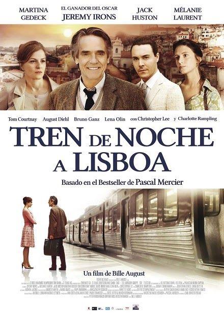 Tren de Noche a Lisboa [2013] [NTSC/DVDR] Ingles, Español Latino MEGA | FusionDescargas Up