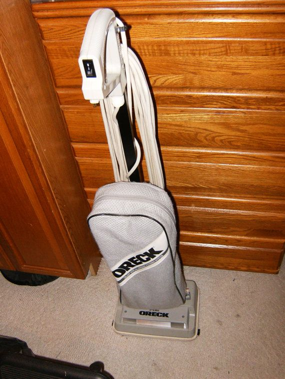 Oreck Xl Vacuum Cleaner Xl2600hh 90s Vintage With Original Paperwork And Manual Oreck Vacuum Cleaner Vacuums