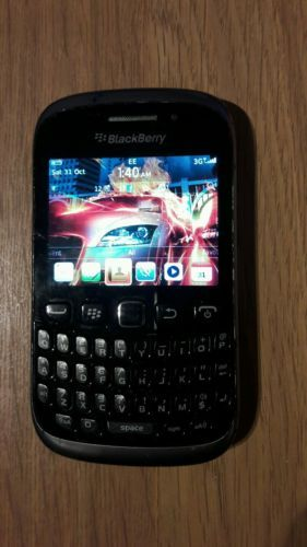 BlackBerry Curve 8520 - Black (Orange) Smartphone https://t.co/RHUVaI5xij https://t.co/JovrMCejfd