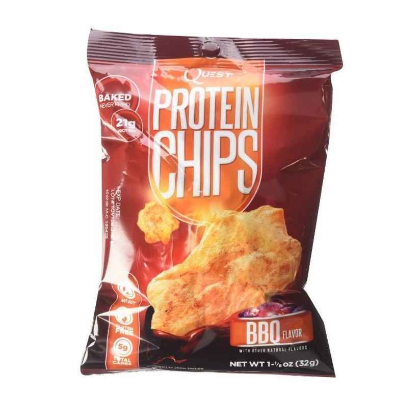 A bag of chips that are full of protein so you have a perfect excuse to eat as much as you want ($16.14).