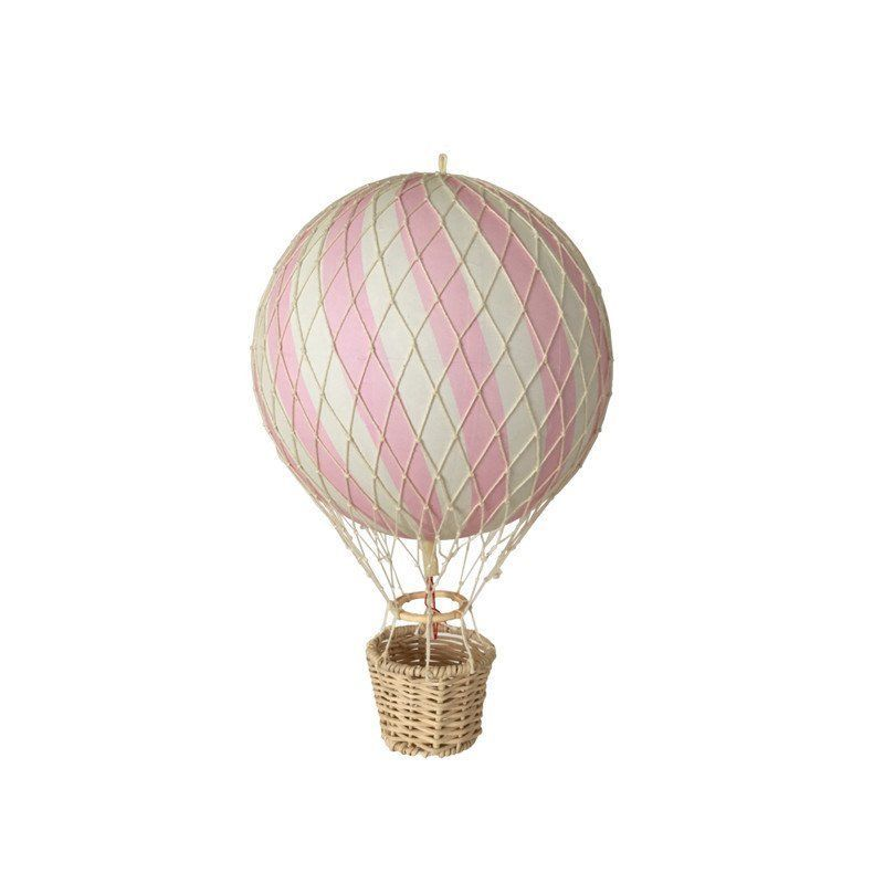 filibabba hei luftballon pink 10cm luftballon pappmach kinderzimmer dekoration coole ideen. Black Bedroom Furniture Sets. Home Design Ideas