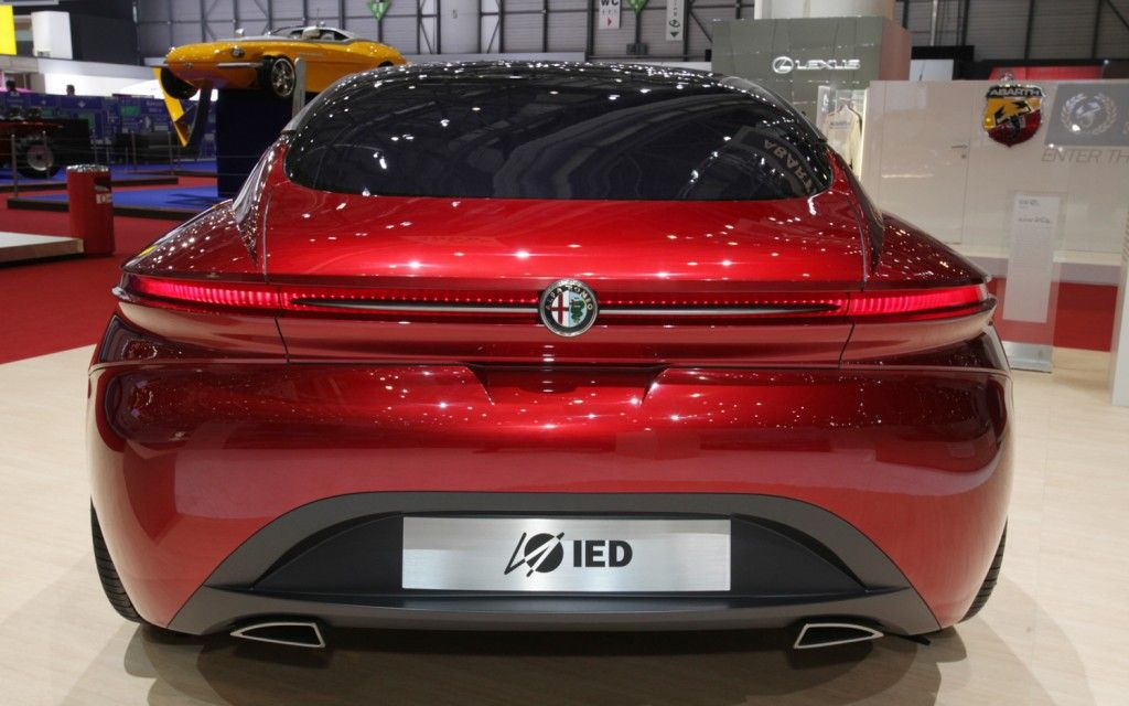 Alfa Romeo Gloria, 2013 (concept)