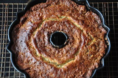 Bite Me: Bahama Mama Banana Rum Cake