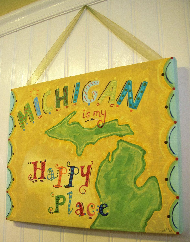 Michigan painting \