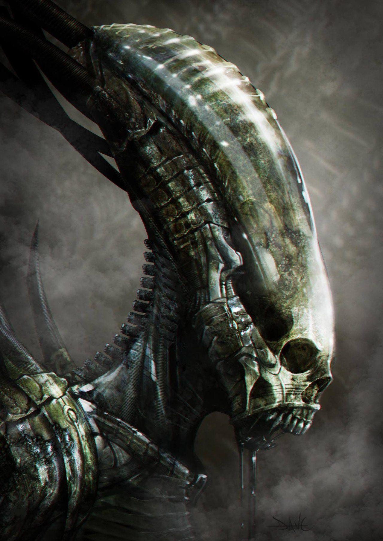 New Alien: Covenant Xenomorph head design revealed? (Updated & Clarified)