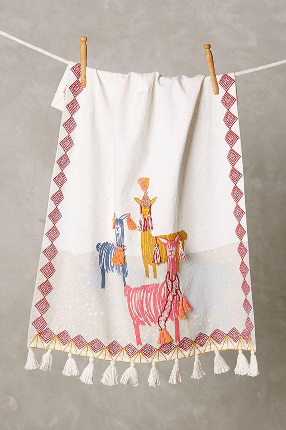 VISTETE A LA MODA, TAMBIÉN EN TU COCINA | Alpacas, Towels and Kitchens