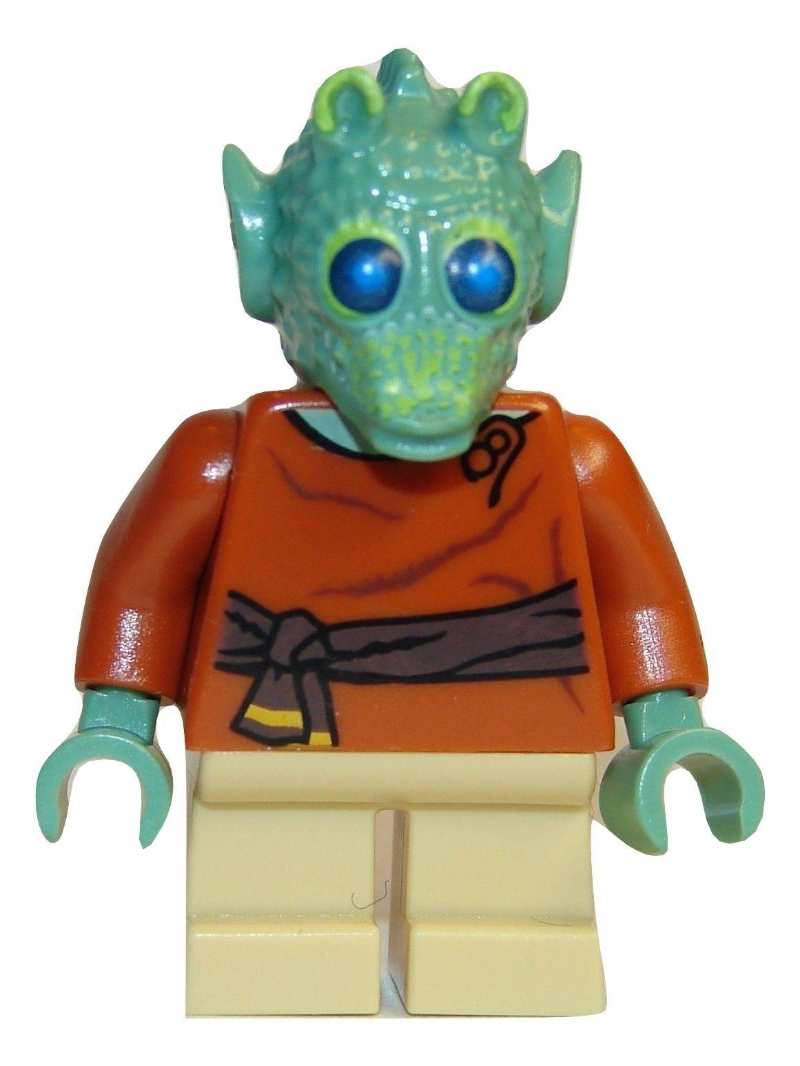 Wald Figurka Lego Sw328 7962 Star Wars Kosmita 6055699894 Oficjalne Archiwum Allegro Lego Wald Star Wars