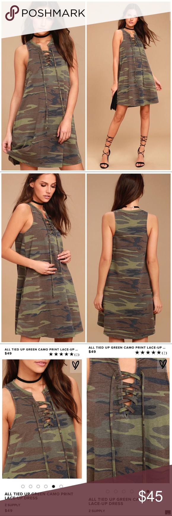 Green lace up dress  Loft Sleeveless Navy Blue Dress  Pinterest  Navy blue dresses