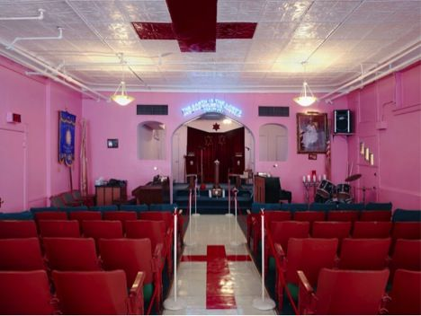 Storefront church interior superordinary sacred spaces - African american interior designers chicago ...