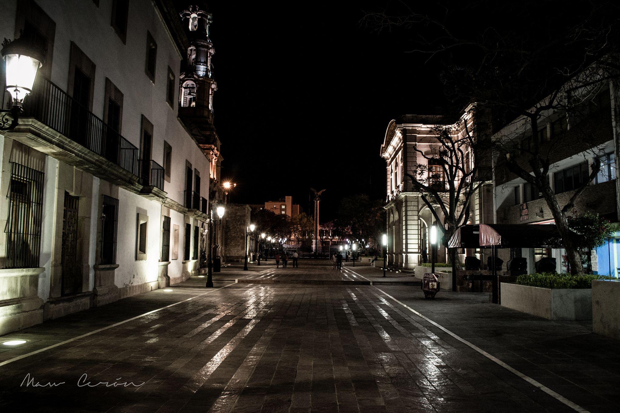 Plaza de la Soberana Convención | Aguascalientes, México