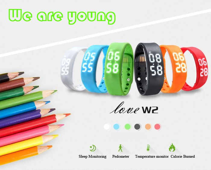 3D Smart Pedometer Sport Bracelet Watch Step Walking Distance Calorie Counter Activity Tracker-12.30 and Free Shipping | GearBest.com Mobile